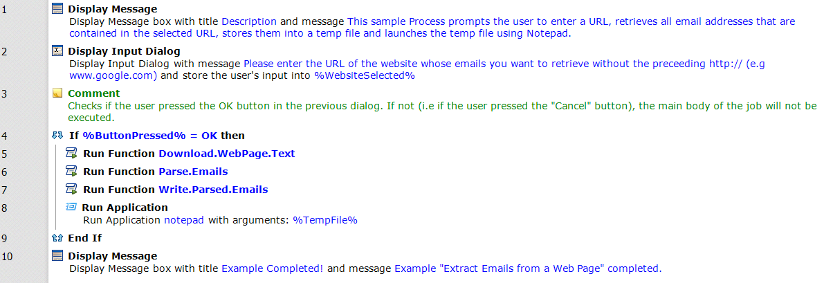04 - Extract Emails from a Web Page